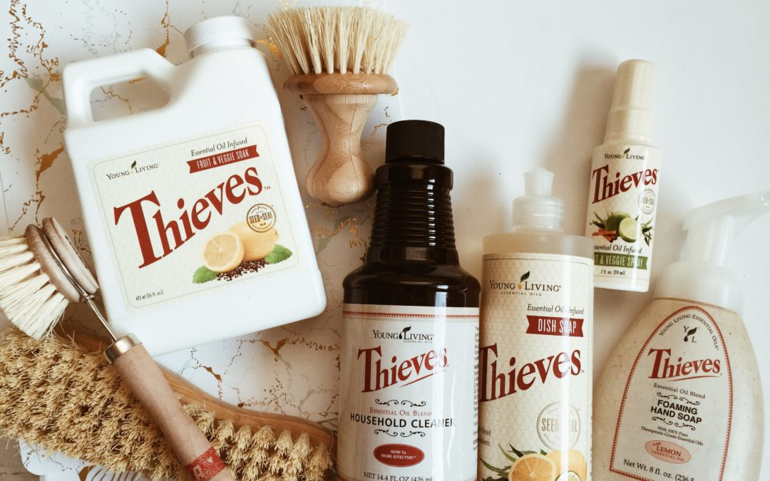 Thieves​ Household Cleaner & Why You Need It